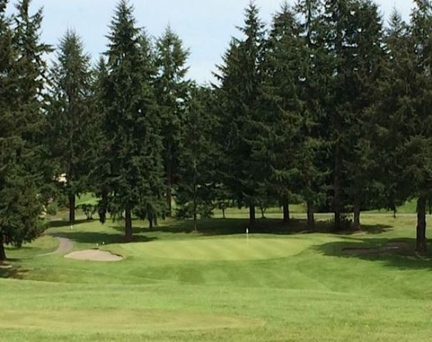 Meadowmeer Golf & Country Club, Bainbridge Island, Washington, 98110 - Golf Course Photo