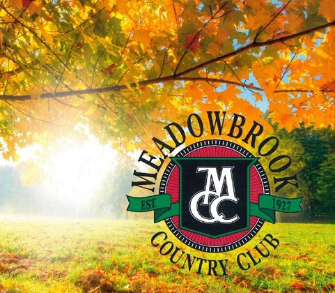 Meadowbrook Country Club, Racine, Wisconsin,  - Golf Course Photo