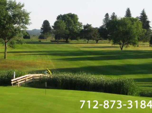 Meadows Country Club, Moville, Iowa,  - Golf Course Photo