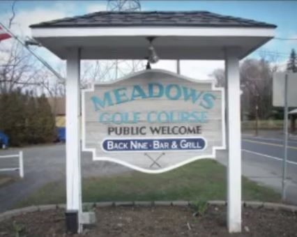 Meadows Golf Course, Greenfield, Massachusetts,  - Golf Course Photo