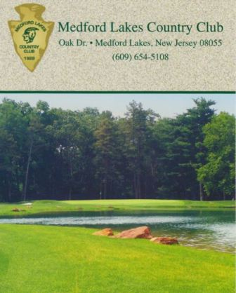 Medford Lakes Country Club, Medford Lakes, New Jersey, 08055 - Golf Course Photo