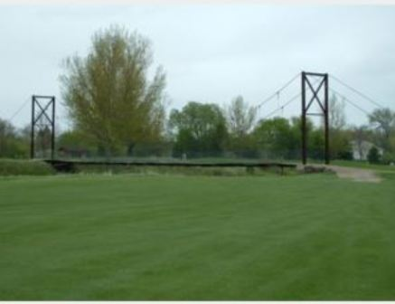 Memorial Park Country Club | Memorial Park Golf Course,Lamoure, North Dakota,  - Golf Course Photo