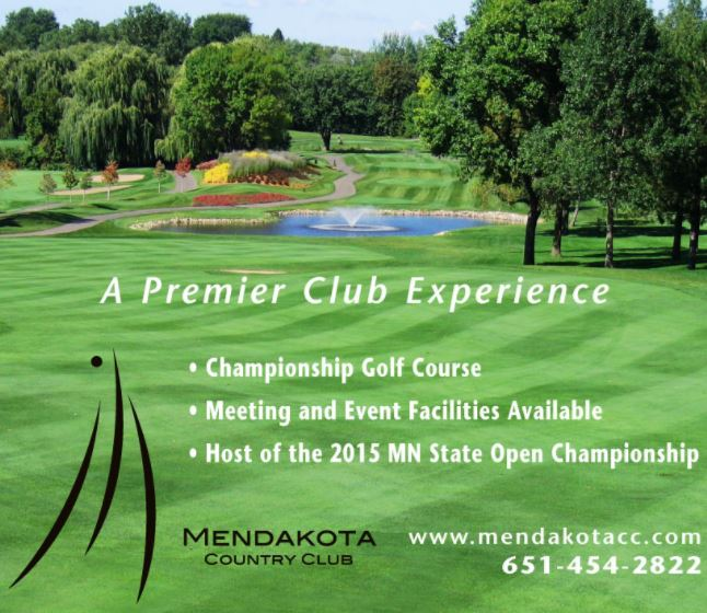Golf Course Photo, Mendakota Country Club, Mendota Heights, 55120