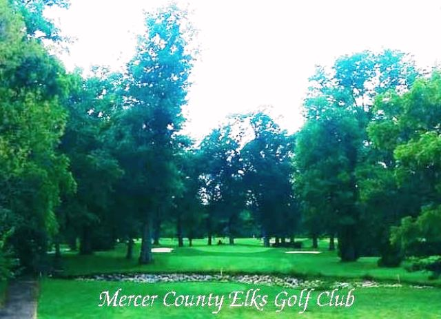 Mercer County Elks Country Club, Celina, Ohio, 45822 - Golf Course Photo
