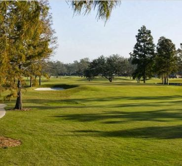 Metairie Country Club, Metairie, Louisiana, 70005 - Golf Course Photo