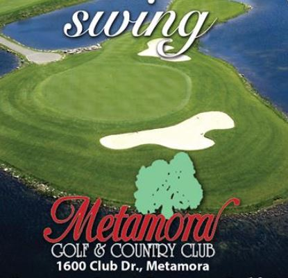 Golf Course Photo, Metamora Golf & Country Club, Metamora, 48455