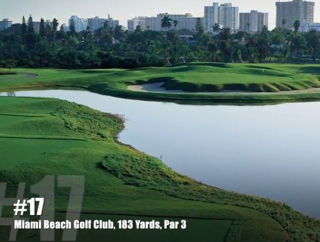 Miami Beach Golf Club, Miami Beach, Florida,  - Golf Course Photo