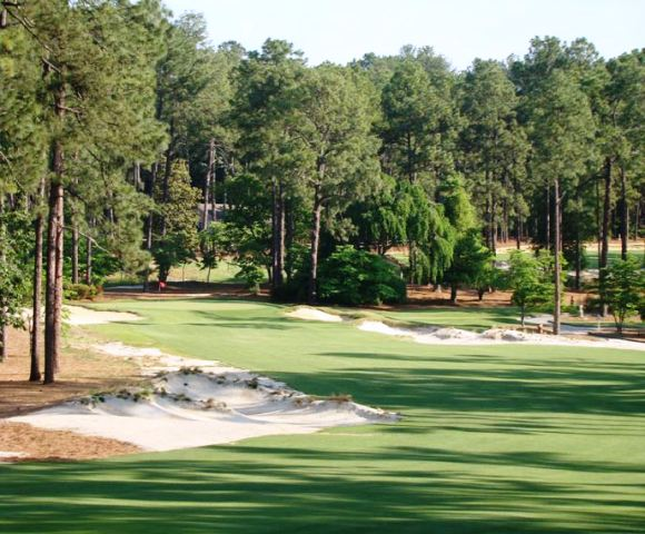 Mid Pines Inn & Golf Club,Southern Pines, North Carolina,  - Golf Course Photo