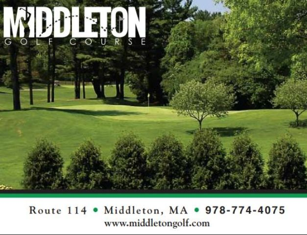 Golf Course Photo, Middleton Golf Course, CLOSING MARCH 2019, Middleton, 01949