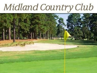 Midland Country Club, Pinehurst, North Carolina, 28374 - Golf Course Photo