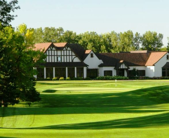 Midland Hills Country Club,Saint Paul, Minnesota,  - Golf Course Photo