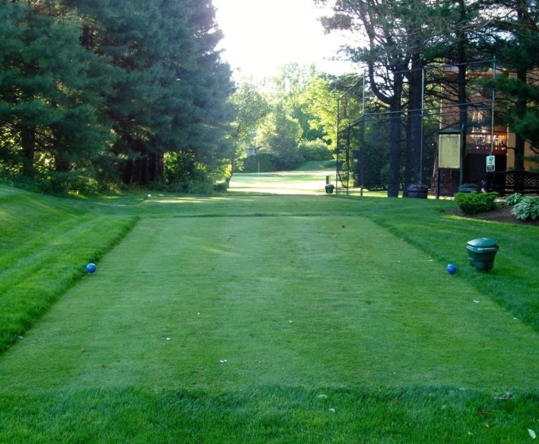 Milford Country Club, Milford, Massachusetts,  - Golf Course Photo