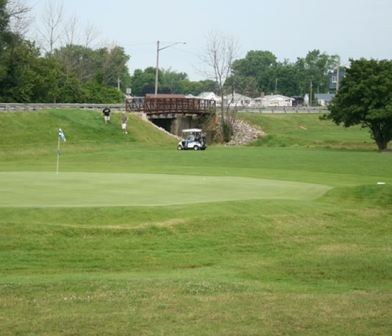 Mills Creek Golf Course,Sandusky, Ohio,  - Golf Course Photo