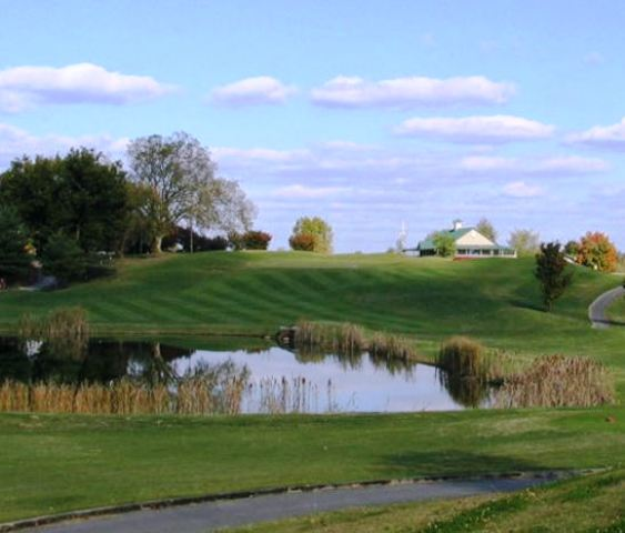 Millstone Golf Club,Morristown, Tennessee,  - Golf Course Photo