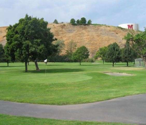 Milton-Freewater Golf Course,Milton Freewater, Oregon,  - Golf Course Photo