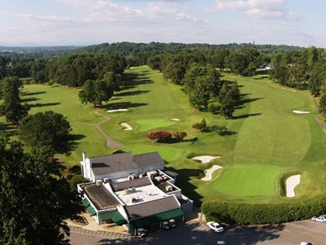 Mimosa Hills Golf & Country Club, Morganton, North Carolina, 28655 - Golf Course Photo