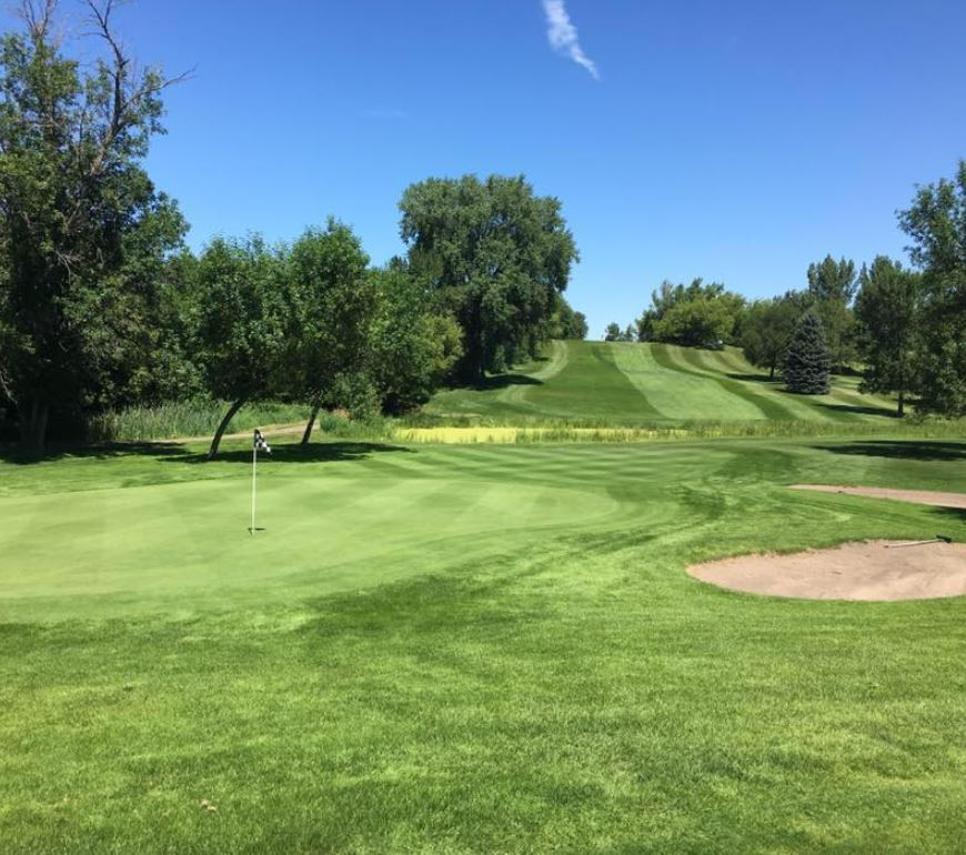 Minakwa Country Club | Minakwa Golf Course, Crookston, Minnesota,  - Golf Course Photo