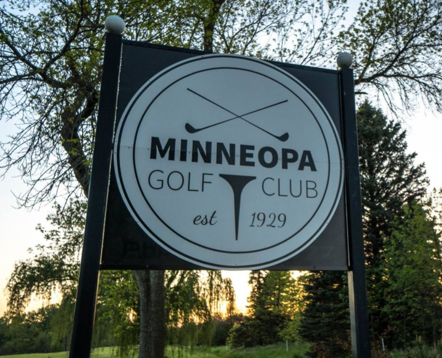 Minneopa Golf Club, Mankato, Minnesota,  - Golf Course Photo