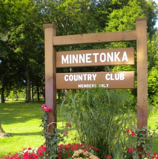 Minnetonka Country Club, CLOSED 2014, Shorewood, Minnesota,  - Golf Course Photo