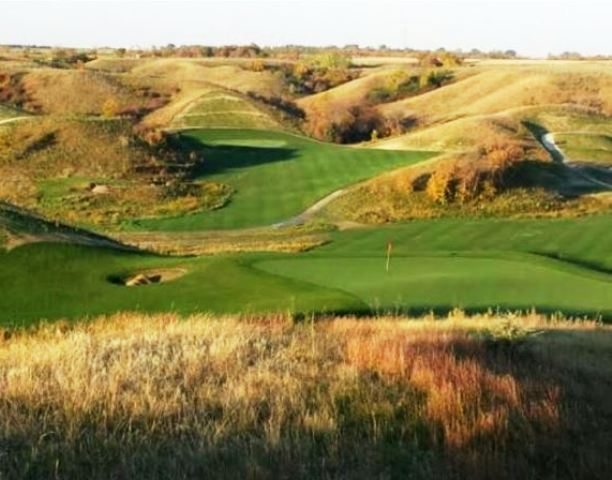 Minot Country Club, Minot, North Dakota,  - Golf Course Photo