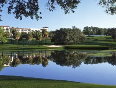 Mission Inn Golf & Tennis Resort, Las Colinas,Howey In The Hills, Florida,  - Golf Course Photo