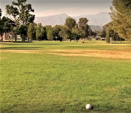 Mission Hills Golf Course, North Hills, California,  - Golf Course Photo