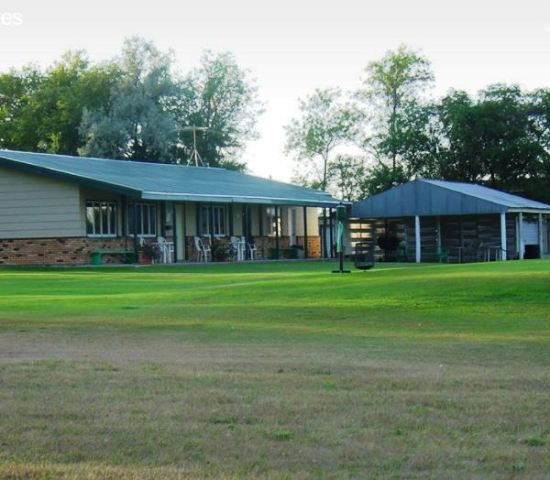 Mohall Country Club, Mohall, North Dakota,  - Golf Course Photo