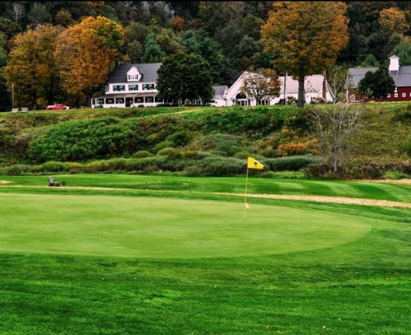 Montague Golf Club,Randolph, Vermont,  - Golf Course Photo