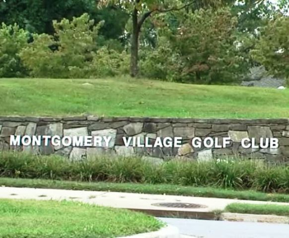Golf Course Photo, Montgomery Village Golf Club, CLOSED 2014, Gaithersburg, Maryland, 20886