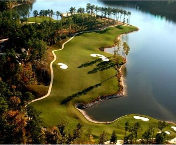 Savannah Lakes Village, Monticello Golf Course,Mccormick, South Carolina,  - Golf Course Photo