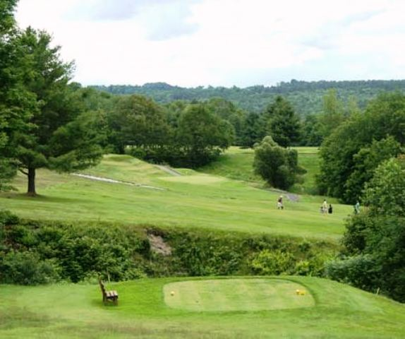 Montpelier Elks Country Club,Montpelier, Vermont,  - Golf Course Photo