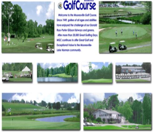 Mooresville Golf Course,Mooresville, North Carolina,  - Golf Course Photo