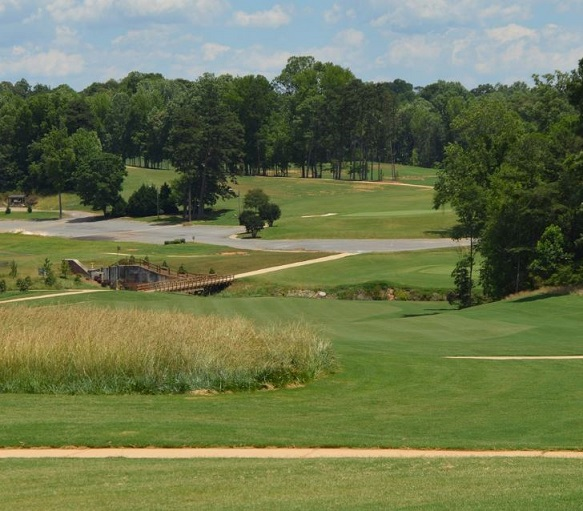 Mooresville Golf Course, Mooresville, North Carolina, 28115 - Golf Course Photo