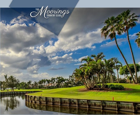 Moorings Country Club, Naples, Florida, 34103 - Golf Course Photo