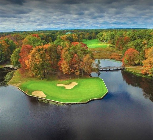 Moors Golf Club, The, Portage, Michigan,  - Golf Course Photo