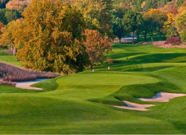 Moraine Country Club, The,Kettering, Ohio,  - Golf Course Photo