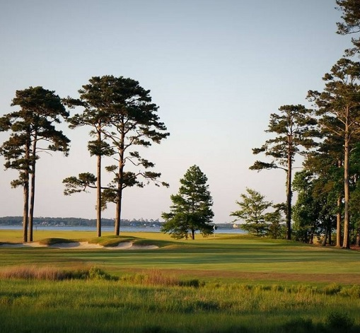 Golf Course Photo, Morehead City Country Club, Morehead City, North Carolina, 28557