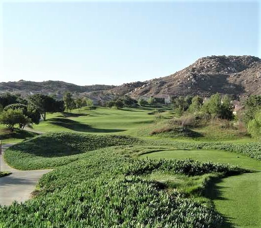 Moreno Valley Ranch Golf Club, CLOSED 2015