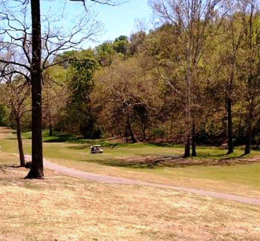 Morristown Golf & Country Club, Morristown, Tennessee, 37813 - Golf Course Photo