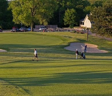 Mound Golf Course,Miamisburg, Ohio,  - Golf Course Photo