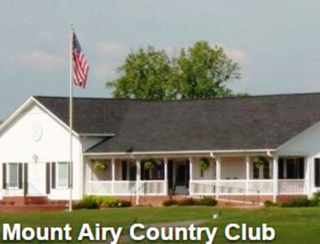 Mount Airy Country Club | Mount Airy Golf Course, Mount Airy, North Carolina, 27030 - Golf Course Photo
