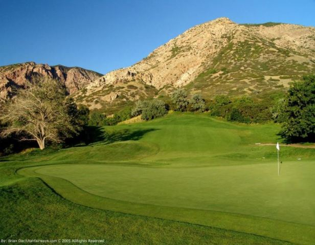 Golf Course Photo, Mount Ogden Golf Course, Ogden, Utah, 84403