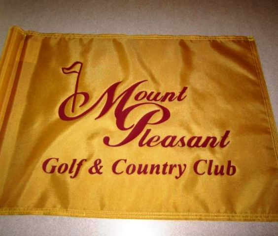 Golf Course Photo, Mount Pleasant Golf & Country Club, Mount Pleasant, Iowa, 52641