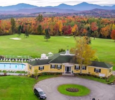 Mountain View Golf Course,Whitefield, New Hampshire,  - Golf Course Photo