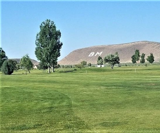 Golf Course Photo, Mountain View Golf Course, Battle Mountain, Nevada, 89820