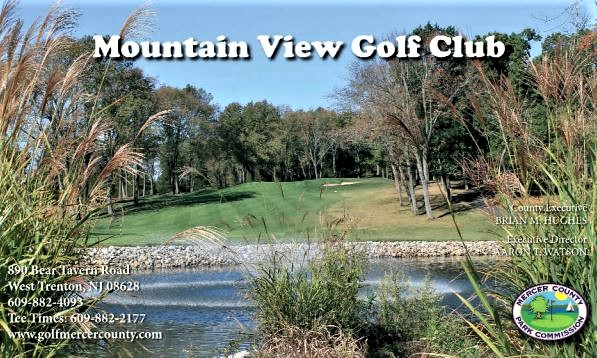 Mountain View Golf Course, West Trenton, New Jersey,  - Golf Course Photo