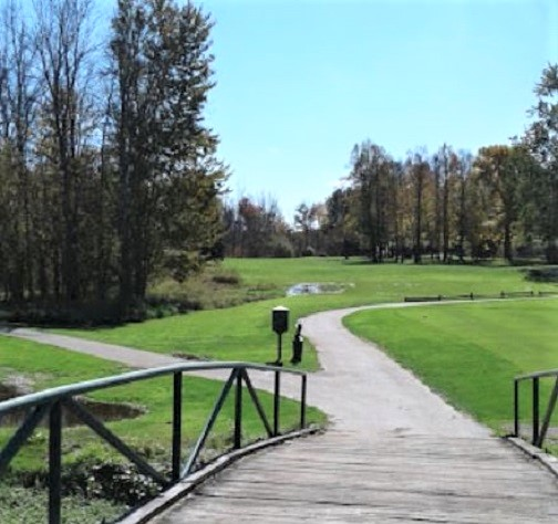 Mt Pleasant Country Club, Mount Pleasant, Tennessee,  - Golf Course Photo