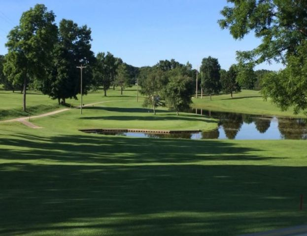 Mullenhurst Golf Course, Delton, Michigan,  - Golf Course Photo