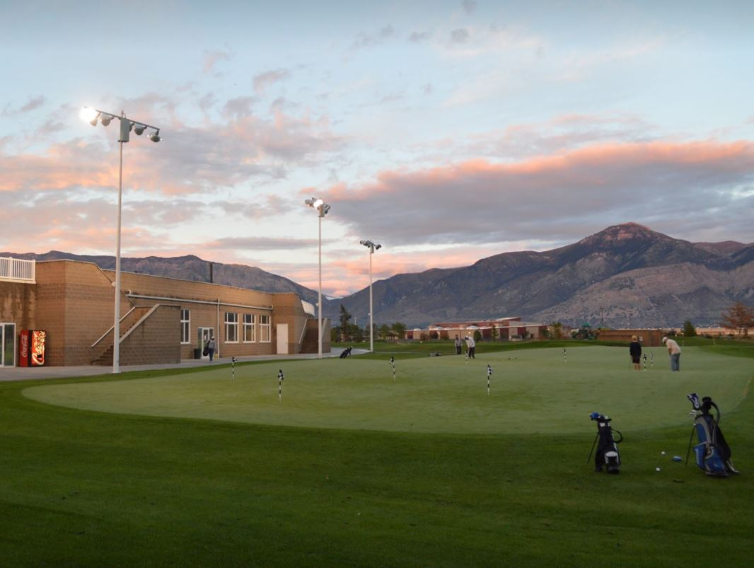 Mulligans Creekside Golf Center, Ogden, Utah,  - Golf Course Photo