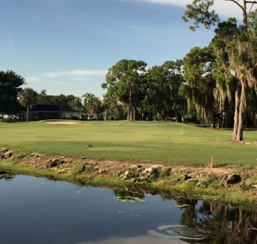 Myerlee Country Club, Fort Myers, Florida,  - Golf Course Photo